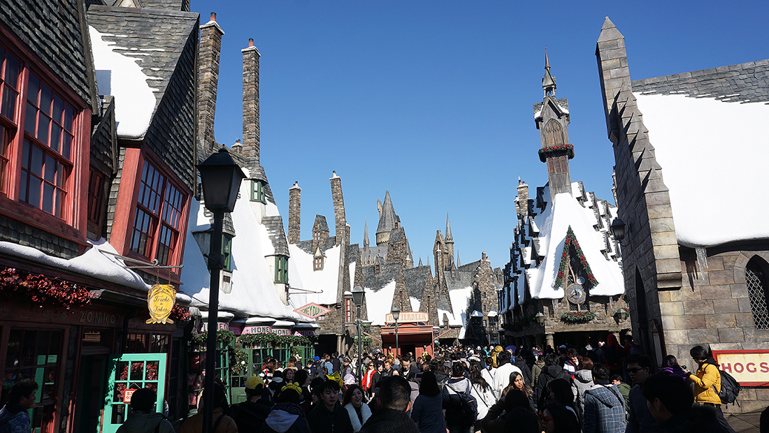 Universal Studio Japan Osaka Harry Potter 15