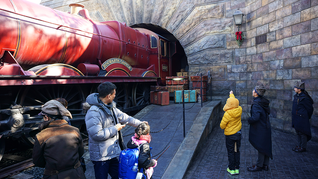 Universal Studio Japan Osaka Harry Potter 17