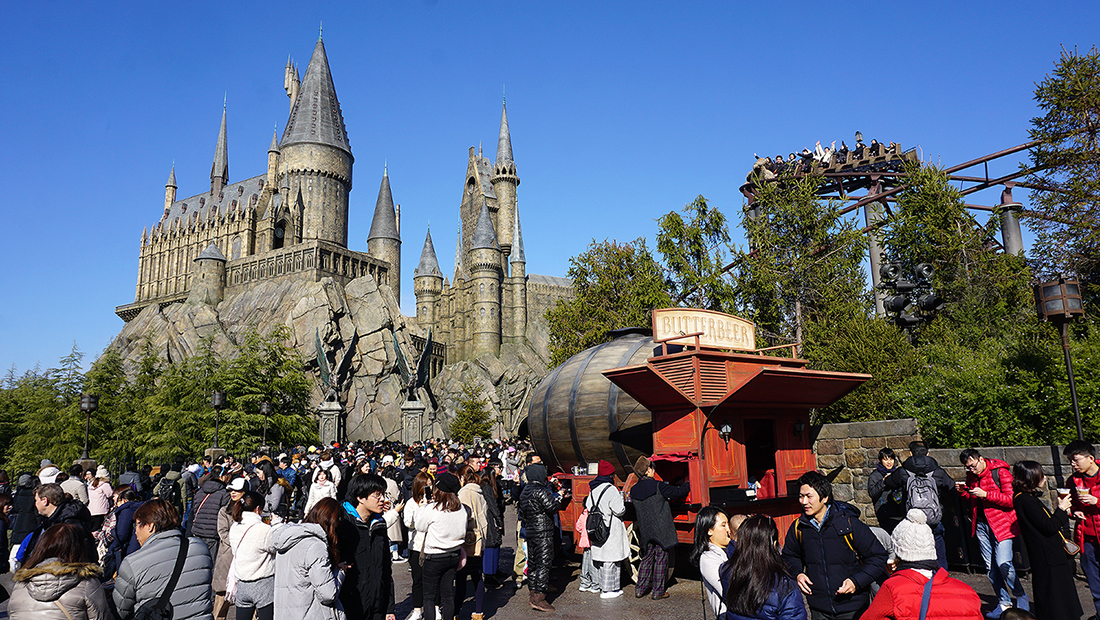 Universal Studio Japan Osaka Harry Potter 18
