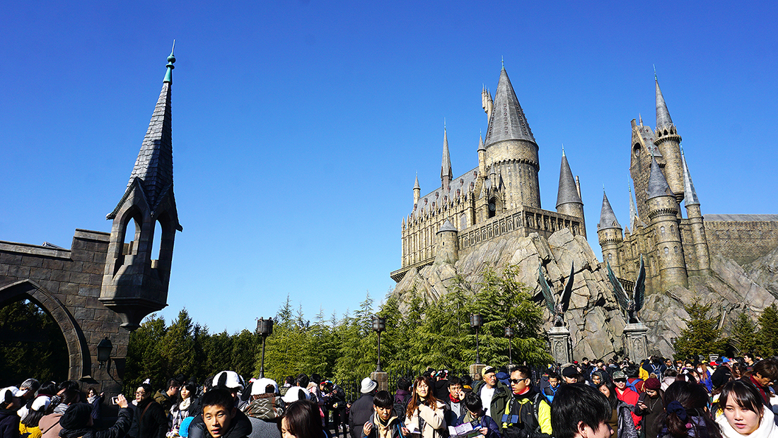 Universal Studio Japan Osaka Harry Potter 22