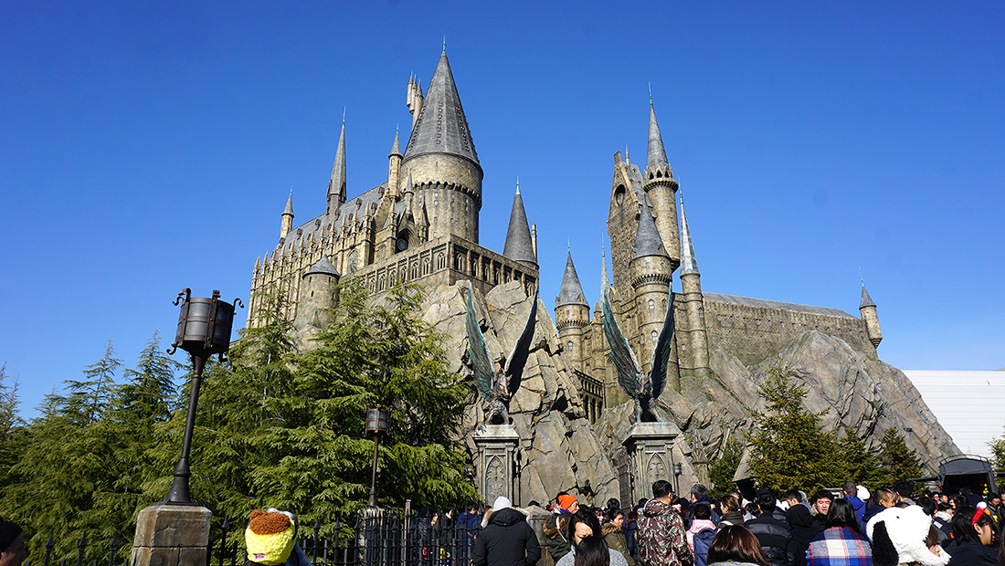 Universal Studio Japan Osaka Harry Potter 24