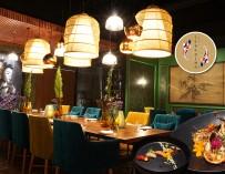 กินอาหารญี่ปุ่นร่วมสมัย ตกแต่งสไตล์โบฮีเมียน ชิค แปลกตาที่ TENSHINO BANGKOK @Pullman Bangkok King Power