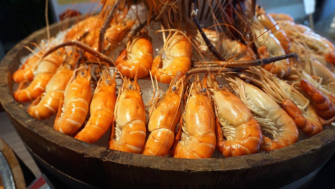 Buffet Brunch Novotel Bangkok Fenix Silom 6