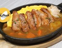 กินเมนูข้าวสไตล์ญี่ปุ่น (แอบไทย) โดนใจวัยรุ่น ราคาสบายกระเป๋า วัตถุดิบเดียวกับ ZEN ที่ MUSHA เมเจอร์รัชโยธิน