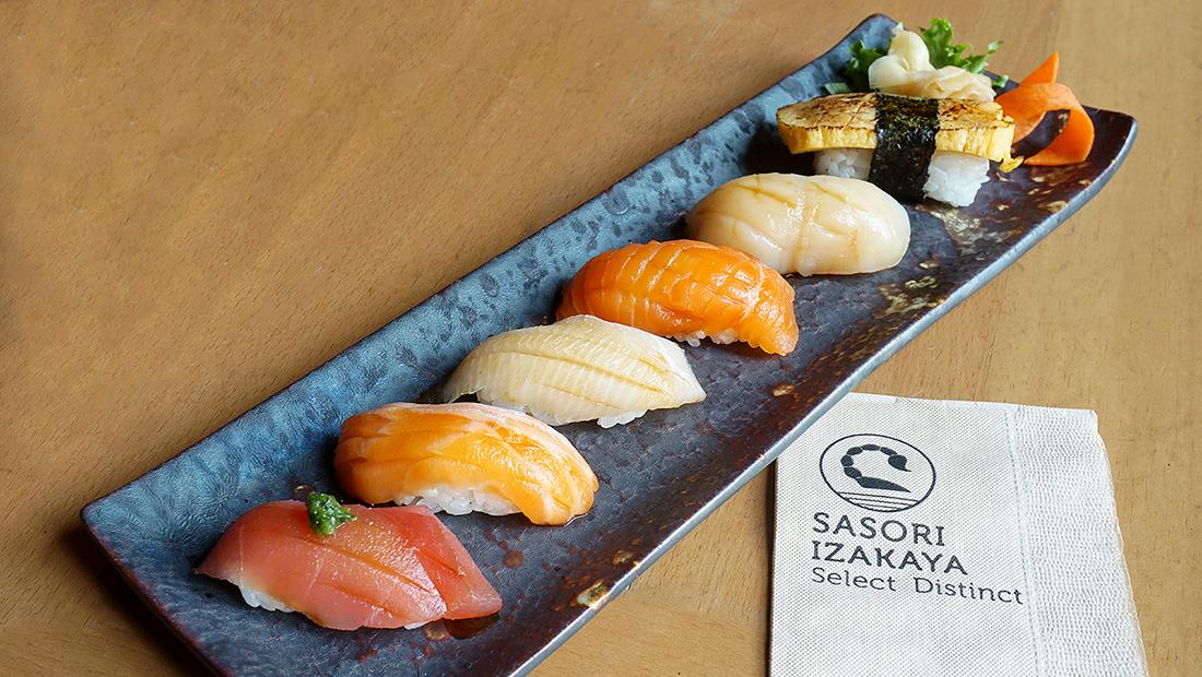 Sasori Izakaya 21