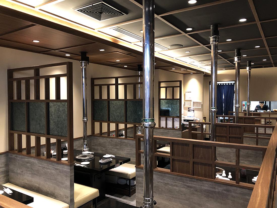 Tajimaya Thailand Yakiniku Wagyu Buffet Central World 1