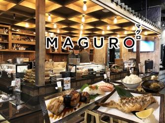 กินอาหารญี่ปุ่น สด อร่อย วัตถุดิบคุณภาพสูง @MAGURO (มากุโระ) สมคำโฆษณามะ ป่ะไปลองกินกัน ^^
