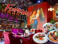 แฮงค์เอ้าท์สไตล์ละติน กินสันในจากอาร์เจนติน่าปิดท้ายด้วยข้าวอบสเปนซีฟู้ดมาเต็ม ที่ฟลาเมงโก แบงค็อก (Flamenco Bangkok) ใจกลางกรุงเทพ ชั้น 9 ดิเอ็มควอเทียร์