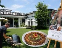 ชิมอาหารฝีมือ Chef Scott Hallsworth เจ้าของร้านอาหาร Freak Scene London อดีตหัวหน้าพ่อครัว NOBU ร้านอาหารญี่ปุ่นที่เป็นตำนานและมีชื่อเสียงระดับโลก @The Botanical House Bangkok