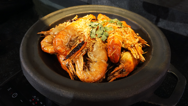 Buffet Seafood Amaya Food Gallery Amari Watergate Bangkok 12