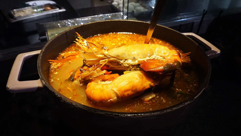 Buffet Seafood Amaya Food Gallery Amari Watergate Bangkok 17