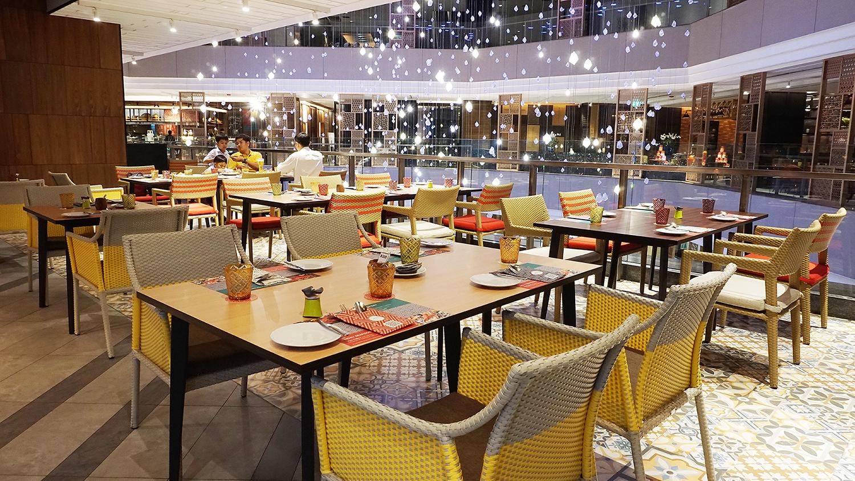 Buffet Seafood Amaya Food Gallery Amari Watergate Bangkok 2