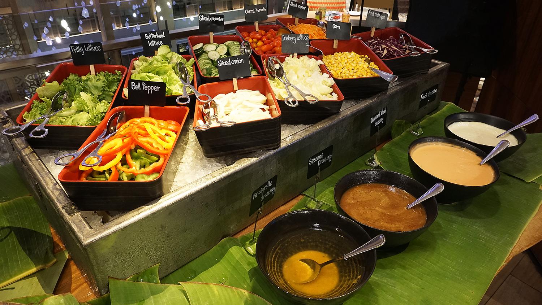 Buffet Seafood Amaya Food Gallery Amari Watergate Bangkok 20