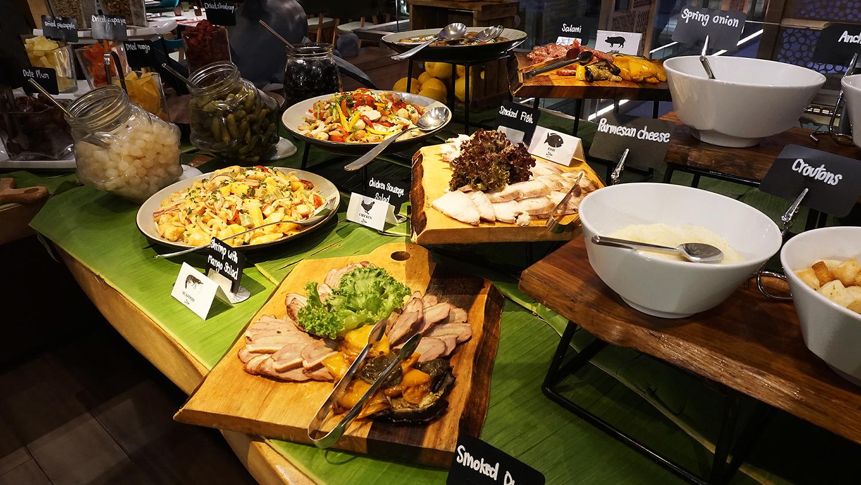 Buffet Seafood Amaya Food Gallery Amari Watergate Bangkok 21