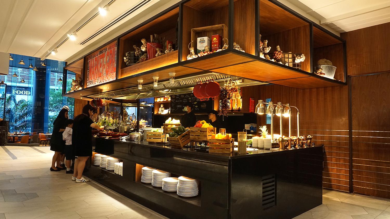 Buffet Seafood Amaya Food Gallery Amari Watergate Bangkok 24
