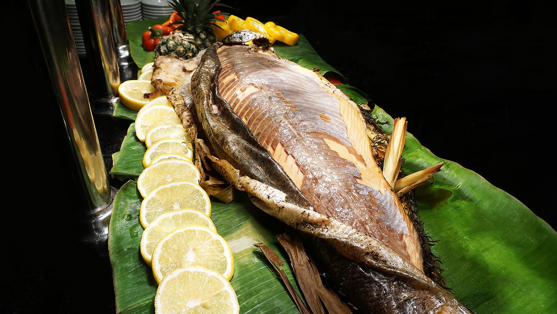 Buffet Seafood Amaya Food Gallery Amari Watergate Bangkok 25