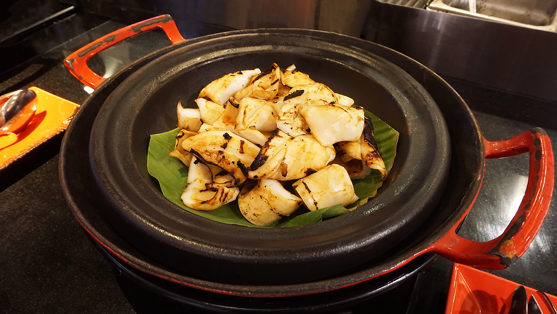 Buffet Seafood Amaya Food Gallery Amari Watergate Bangkok 29