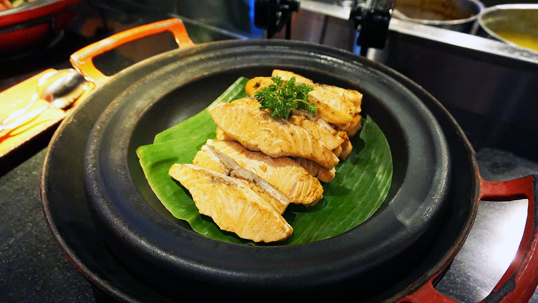 Buffet Seafood Amaya Food Gallery Amari Watergate Bangkok 30