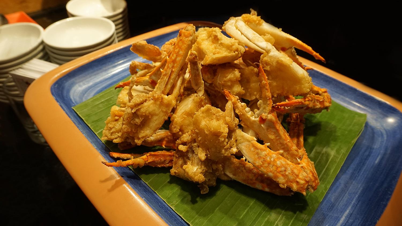 Buffet Seafood Amaya Food Gallery Amari Watergate Bangkok 34