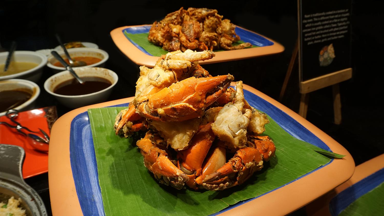 Buffet Seafood Amaya Food Gallery Amari Watergate Bangkok 35