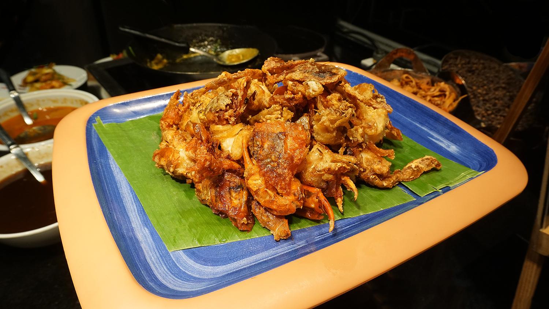 Buffet Seafood Amaya Food Gallery Amari Watergate Bangkok 36