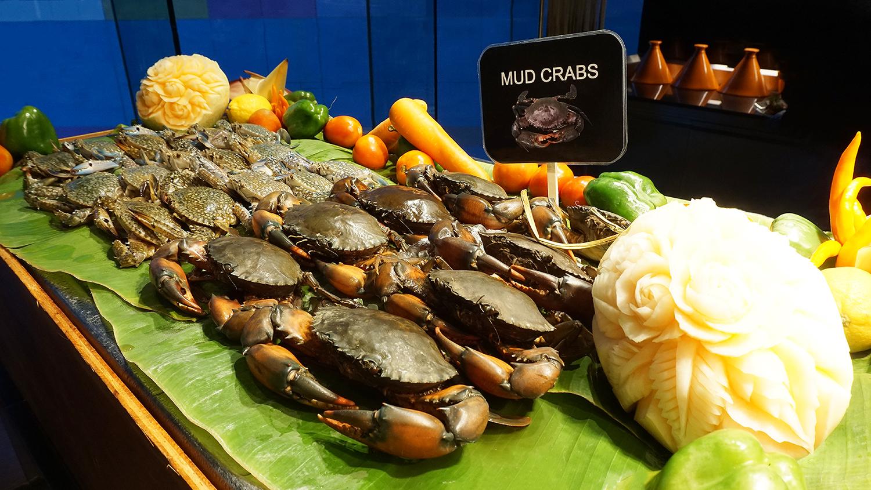 Buffet Seafood Amaya Food Gallery Amari Watergate Bangkok 37