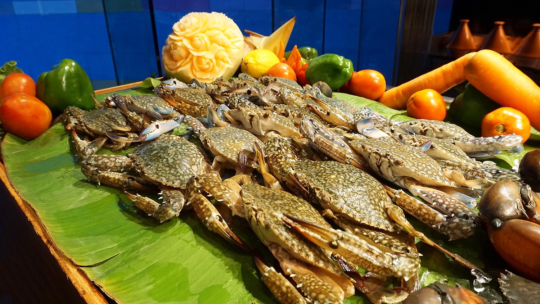 Buffet Seafood Amaya Food Gallery Amari Watergate Bangkok 38