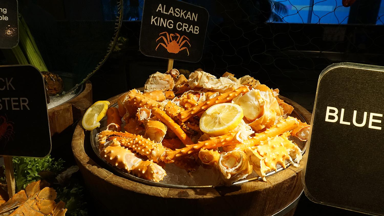 Buffet Seafood Amaya Food Gallery Amari Watergate Bangkok 41