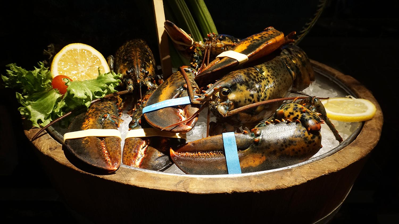 Buffet Seafood Amaya Food Gallery Amari Watergate Bangkok 43