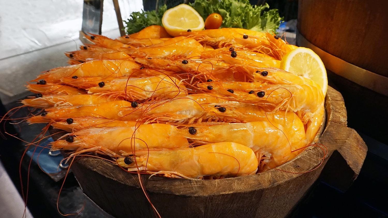 Buffet Seafood Amaya Food Gallery Amari Watergate Bangkok 44