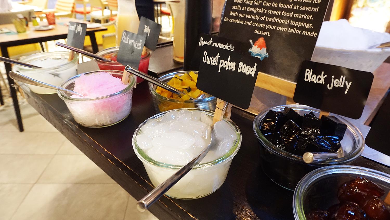 Buffet Seafood Amaya Food Gallery Amari Watergate Bangkok 47