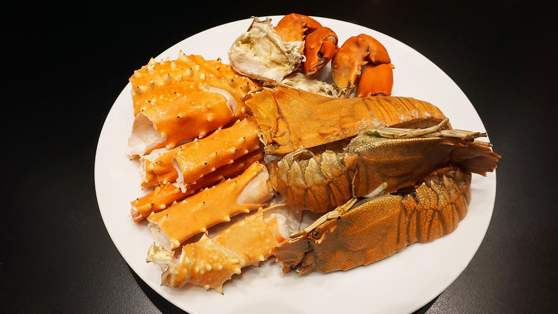 Buffet Seafood Amaya Food Gallery Amari Watergate Bangkok 57