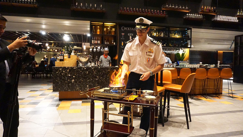 Buffet Seafood Amaya Food Gallery Amari Watergate Bangkok 66