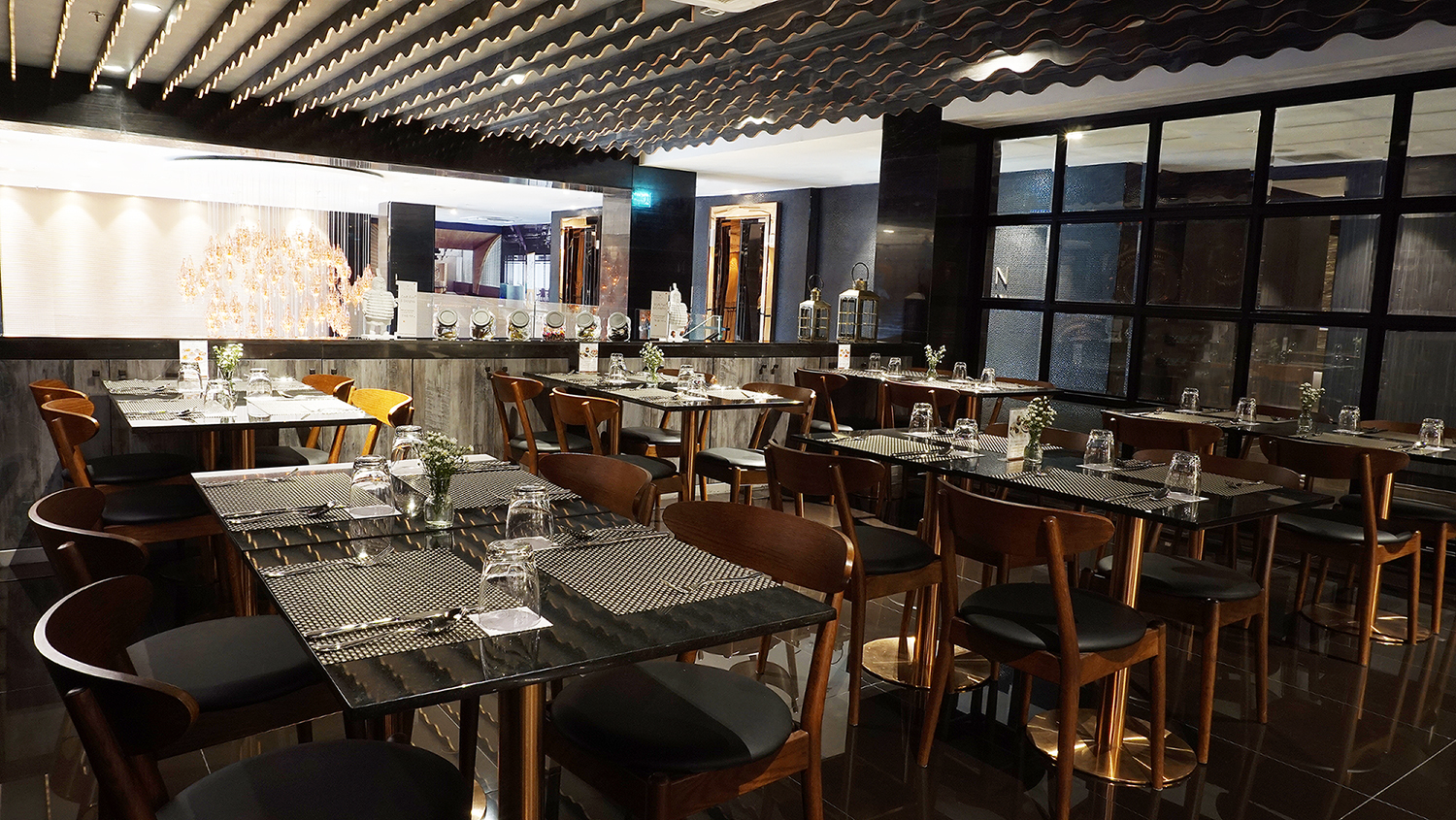 Hotel Verve S-SENBrasserie and More Fit Your Style Lunch 6