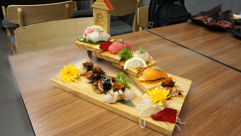 Osaka Buffet La Villa Ari 21