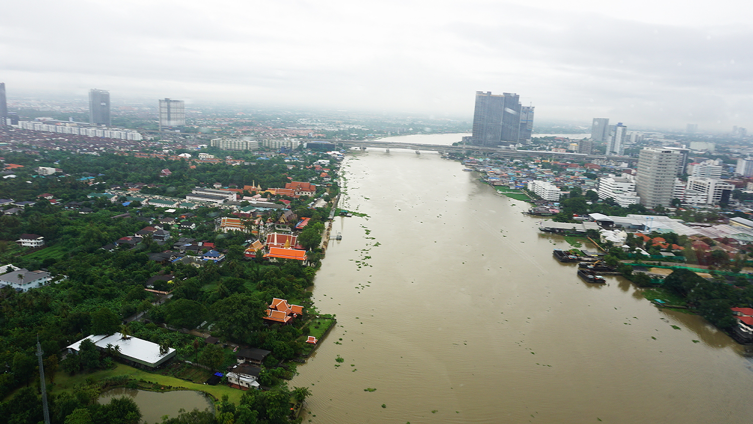 Helicopter Sightseeing Bangkok Thailand Solaire Heliluck Aviation Services 34
