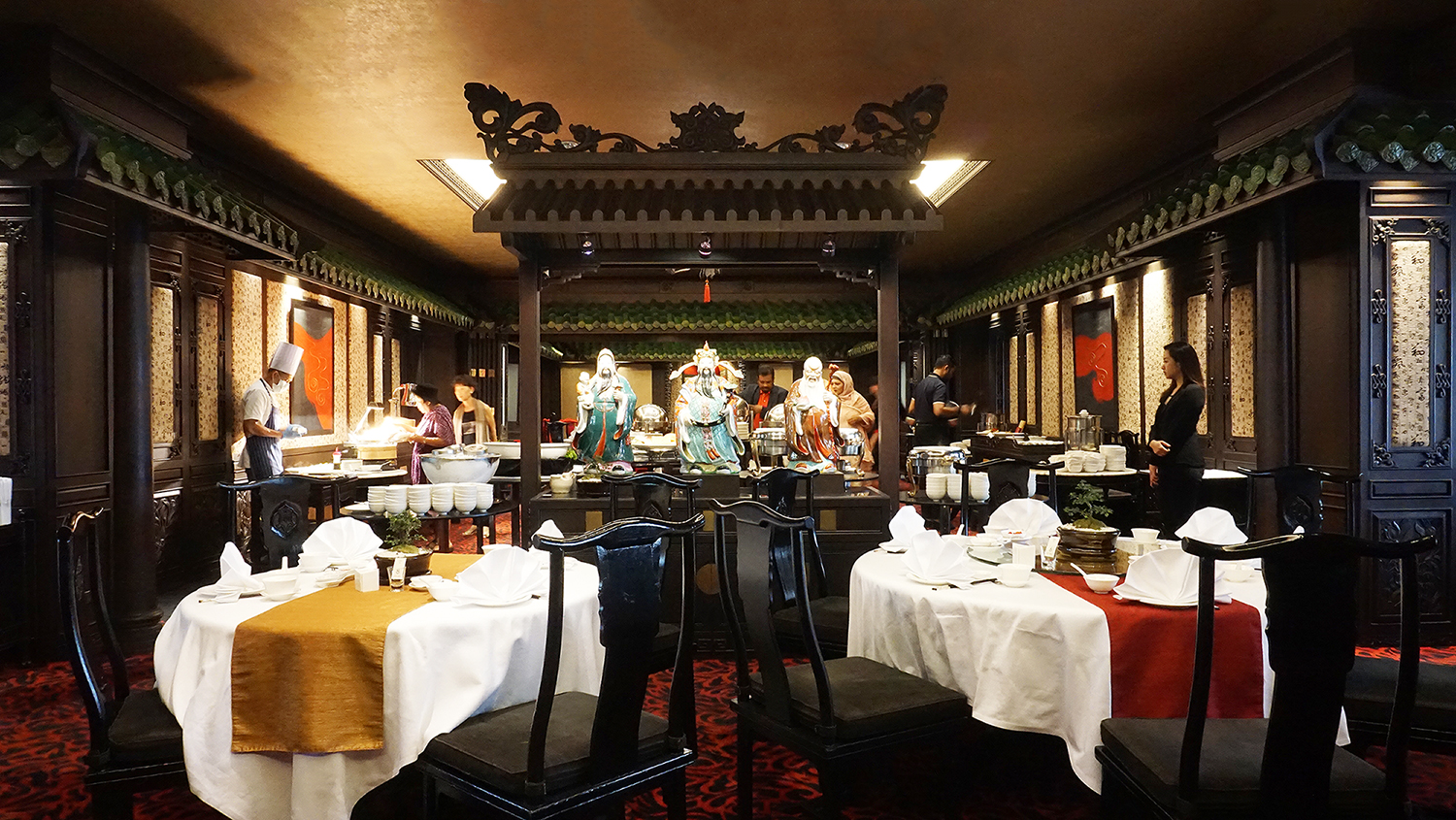 Sui Sian Chiness Restaurant Dim Sum All You Can Eat The Landmark Bangkok 3
