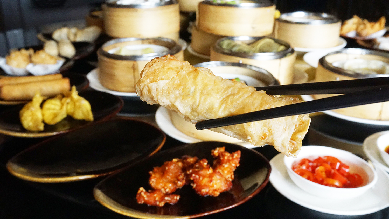 Sui Sian Chiness Restaurant Dim Sum All You Can Eat The Landmark Bangkok 34