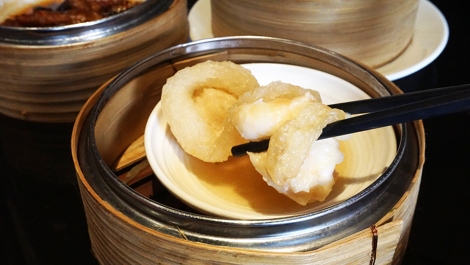 Sui Sian Chiness Restaurant Dim Sum All You Can Eat The Landmark Bangkok 35