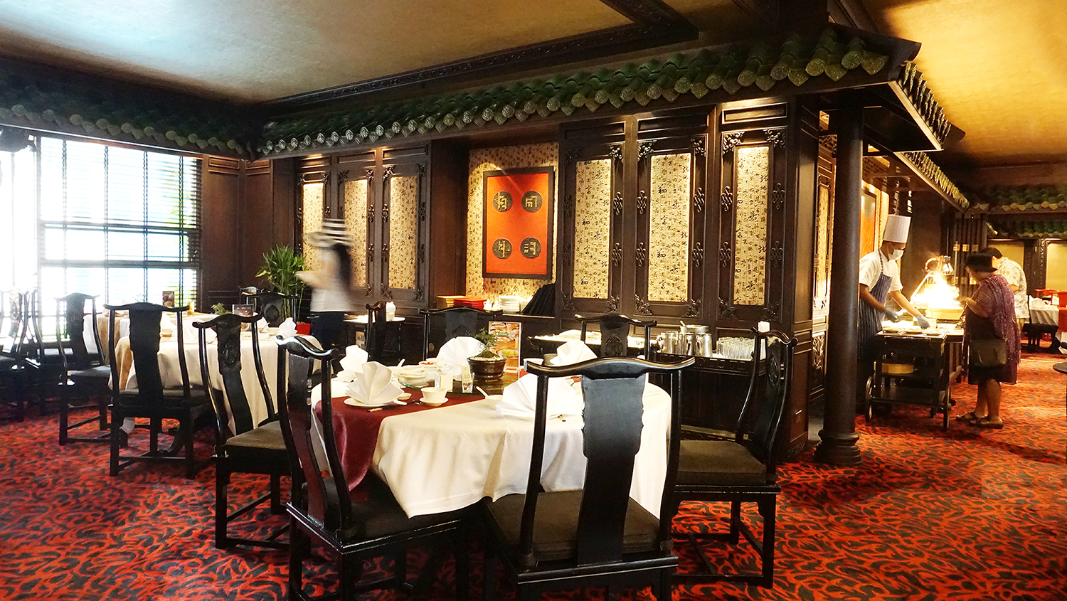 Sui Sian Chiness Restaurant Dim Sum All You Can Eat The Landmark Bangkok 4