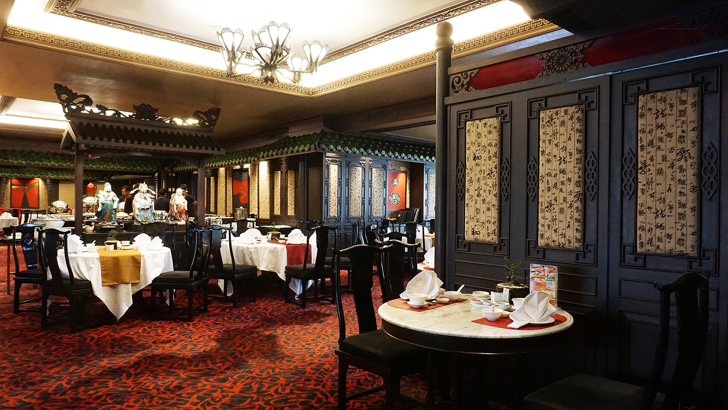 Sui Sian Chiness Restaurant Dim Sum All You Can Eat The Landmark Bangkok 5