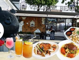 แวะหาพี่หมีวิลลี่และผองเพื่อน กินปู บรรยากาศหมู่บ้านสไตล์ฮอลแลนด์ @Villa De Bear ราชพฤกษ์