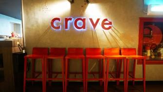 กุ้งแม่น้ำ ปูม้า หอยนางรมสด ซีฟู้ดมาเต็ม บุฟเฟ่ต์ติดโปร 960 บาท (ปกติ 1200 บาท) ที่ Crave Wine Bar & Restaurant A Loft Bangkok Sukhumvit 11 ฟินเวอร์