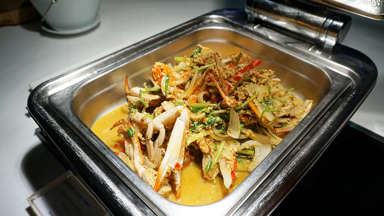 Craving Seafood Market Seafood Dinner Fri-Sat Buffet Crave Wine Bar and Restaurant A Loft Bangkok Sukhumvit 11 19