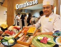 โอมากาเสะร้านลับสไตล์ญี่ปุ่นสไตล์พรีเมียม วัตถุดิบส่งตรงจากตลาดปลาญี่ปุ่น ราคากันเอง Koko Japanese Restaurant อาคารหะรินธร สาทร 4 จองเลย