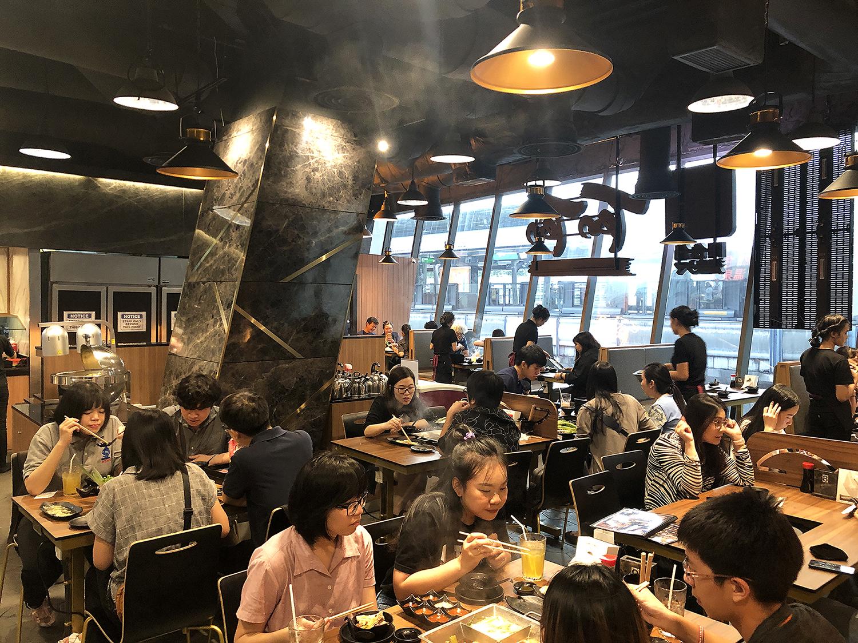 Ten Ten Shabu Sushi Bear Onsen 4
