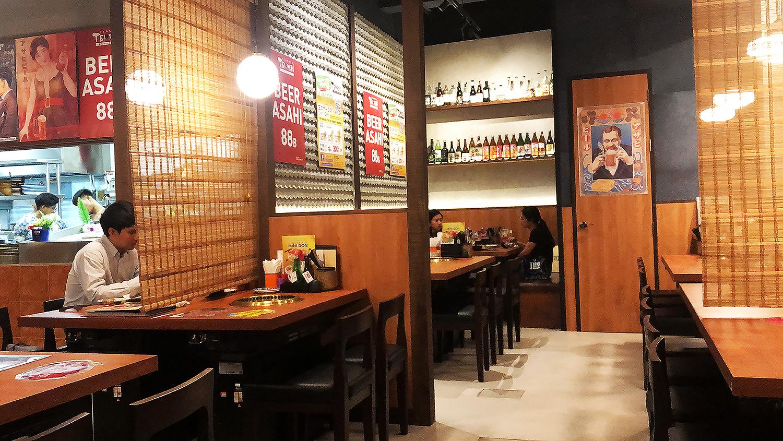 TEPPEN BBQ AND SUSHI IZAKAYA Esplanade Ratchada 1