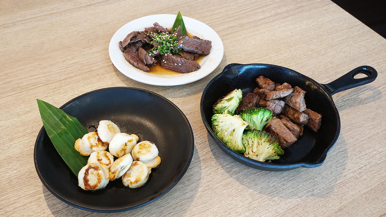 Agehan Japanese Restaurant Buffet A La Carte 23