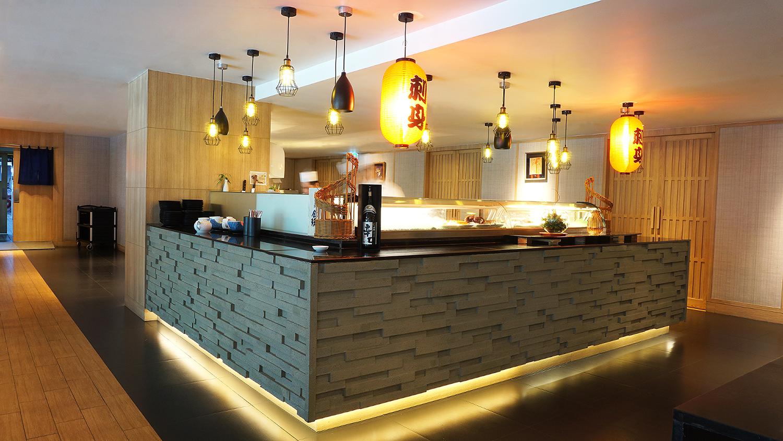Agehan Japanese Restaurant Buffet A La Carte 4