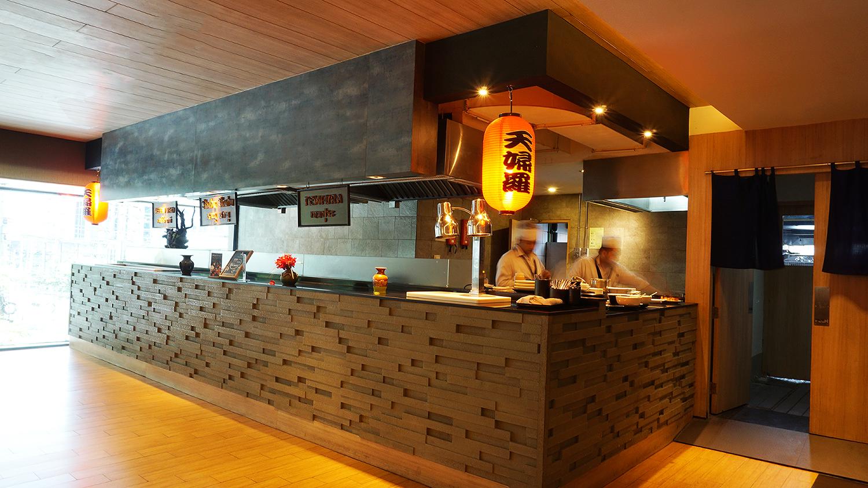 Agehan Japanese Restaurant Buffet A La Carte 5
